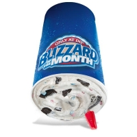Blizzard® of the Month: S'mores Blizzard® Treat
